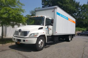 For large relocation, we have the right moving trucks and the best Staten Island movers