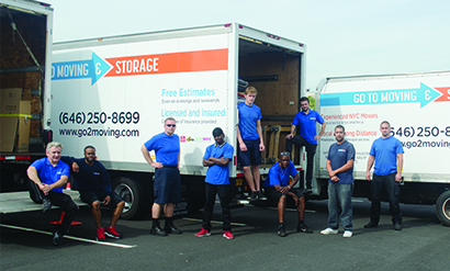 Go To Moving is the top Staten Island Movers Crew