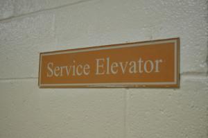 service-elevator