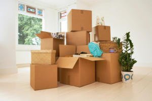 Getting things boxed properly for your move is important to us