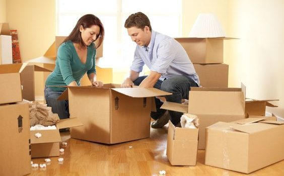 Classify and prioritize your items before the move